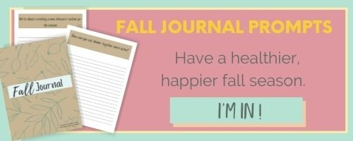 fall journal ad